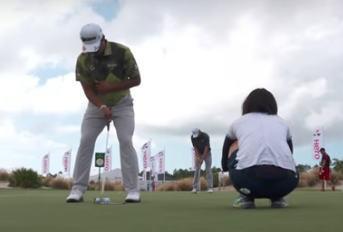 保護中: これでバッチリ!松山英樹流世界レベルのパット練習法