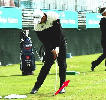 ゴルフのショットを安定させる練習方法 球筋を安定させよう