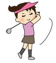ゴルフはイメージ力で上達
