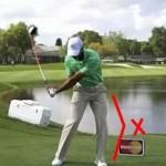ゴルフ「左の壁の謎説き編」ボール踏んで飛距離アップPart3
