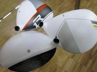 ドライバーヘッドの大型化