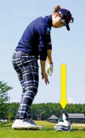 ゴルフの飛距離アップ練習法 スイングイメージを変えていこう