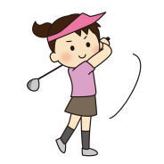 ゴルフスイング改造簡単練習法「素振りはいいんだけどね~」と言われているあなたがやるべきこと