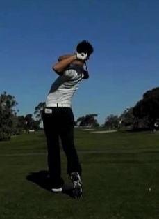 ゴルフのかっこいいスイングを3秒フィニッシュで作る簡単練習方法