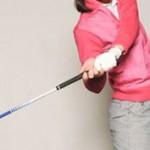 ゴルフ上達のコツ!体の開きを抑えてゴルフの矛盾を撲滅しよう^^/