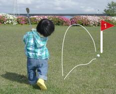 ずりずりアプローチでゴルフの感覚アップ!ゴルフ上達打感マスター編