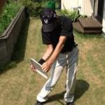 ゴルフは右肘が大事Ⅱ,7つの動作でスライスのスイングを直す!