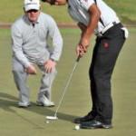 パッティングの難題上半身3「上半身を完全制覇」2つのゴルフ練習法