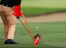 ゴルフ上達のコツ「ハンドアップ、ハンドダウンでスライス・フックを微調整」
