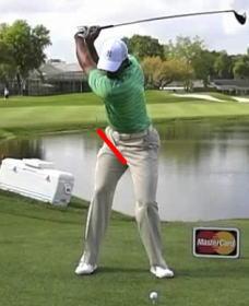 ゴルフの股関節の使い方