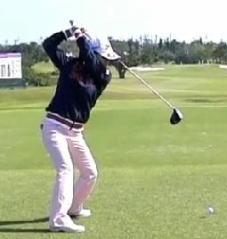 肘使いがうまい人はゴルフ上手「バックスイング肘編」【Flow of a lesson 7】